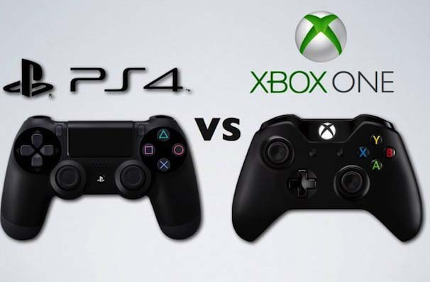 Битва консолей: Xbox One vs. PlayStation 4