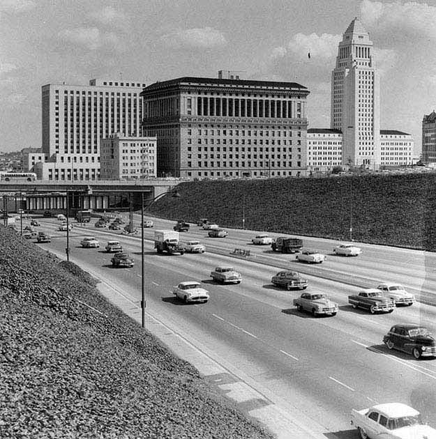 L.A. The 101- 1950′s