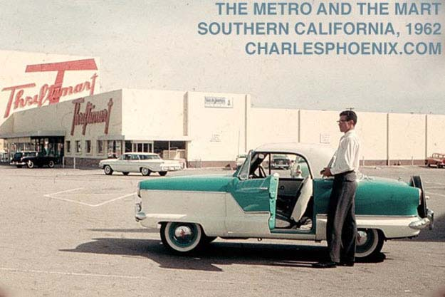 Metro and the Mart- 1962