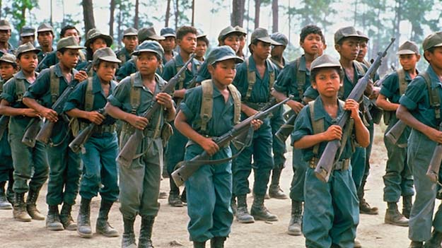 Ballad of the Little Soldier (1984)