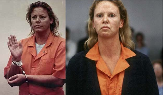 Aileen Wuornos/Charlize Theron