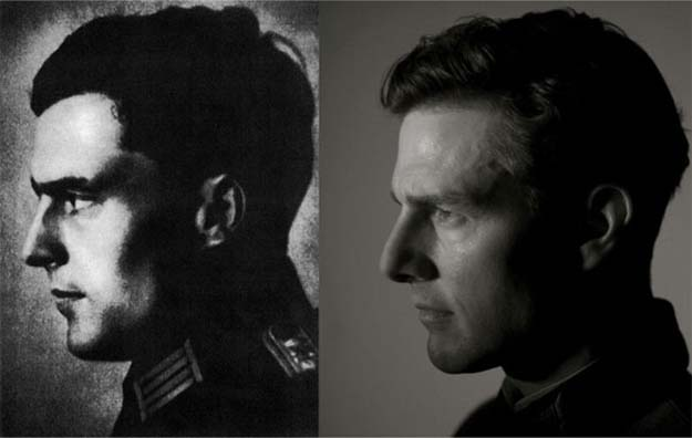 Claus Von Stauffenberg (Tom Cruise in Valkyrie)