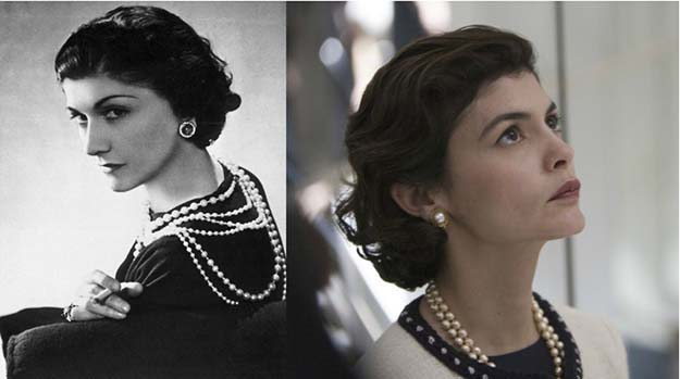 Coco Chanel (Audrey Tautou in Coco Before Chanel)