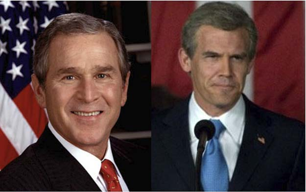 George W. Bush (Josh Brolin in W.)