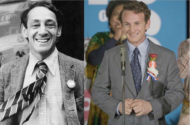 Harvey Milk (Sean Penn in Milk)
