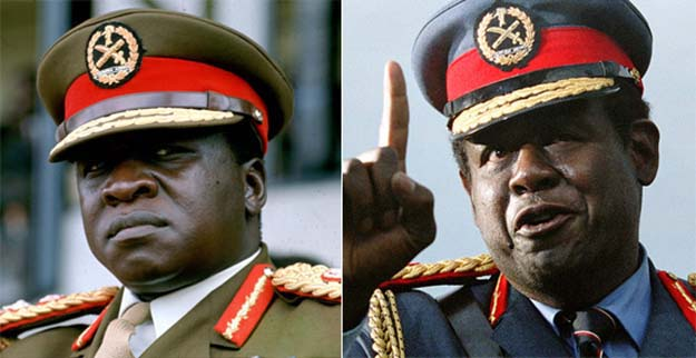 Idi Amin (Forest Whitaker in The Last King of Scotland)
