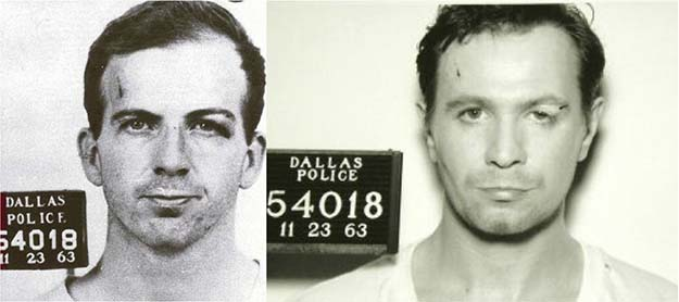 Lee Harvey Oswald (Gary Oldman in JFK)