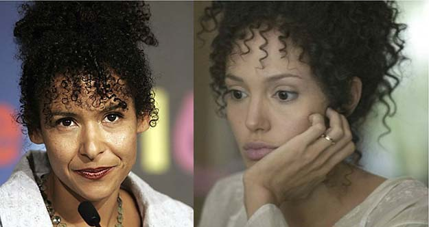 Mariane Pearl (Angelina Jolie in A Mighty Heart)