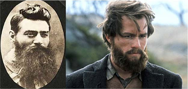 Ned Kelly (Heath Ledger in Ned Kelly)