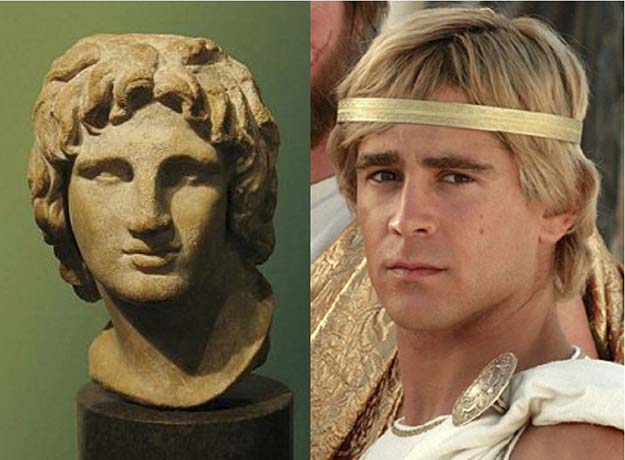 Alexander The Great/Colin Farrell