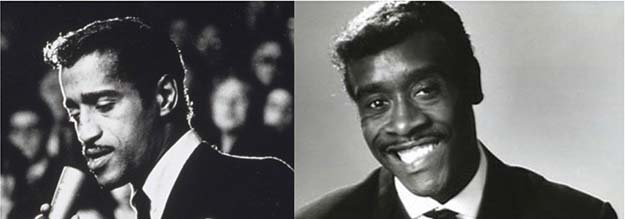 Sammy Davis Jr. (Don Cheadle in The Rat Pack)