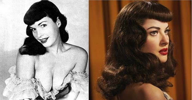 Bettie Page (Gretchen Mol, The Notorious Bettie Page)