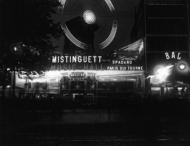 The Moulin Rouge in 1929