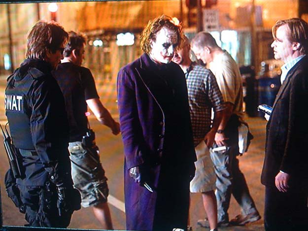 Behind The Scene Photos Of Famous Movies