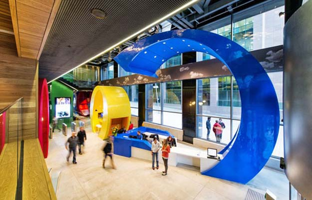 The Epic Google Dublin Campus