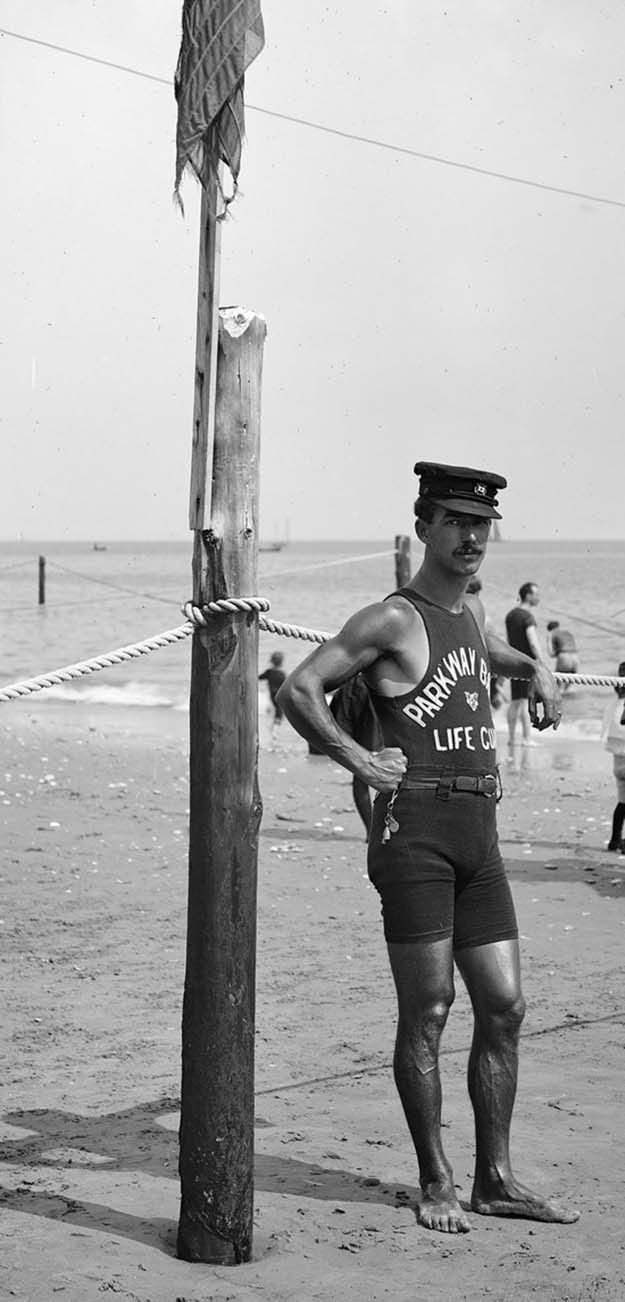 1920′s lifeguard
