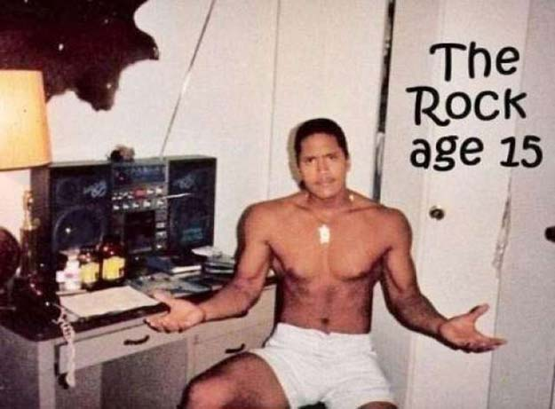 The ROCK at the age of 15