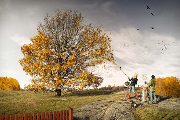 The Surreal Art Of Erik Johansson