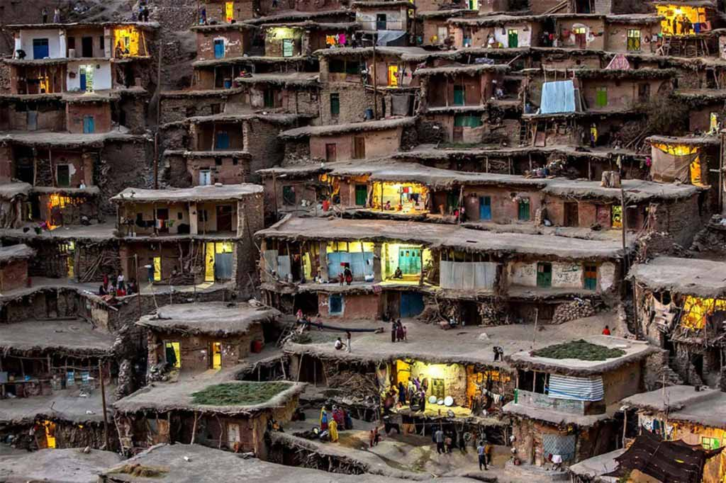 Mountain Village, Iran