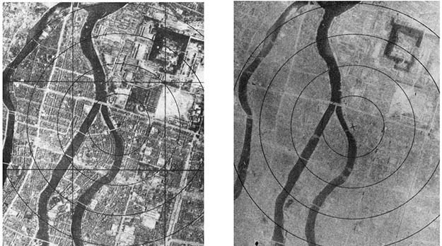 Hiroshima – Before and After (1945)