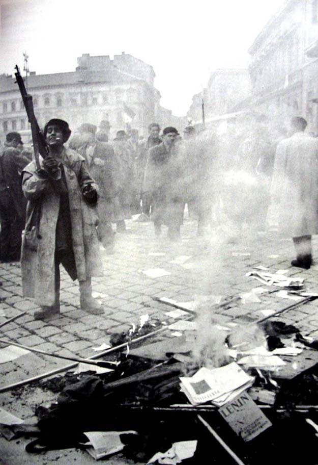 Hungarian Revolution of 1956