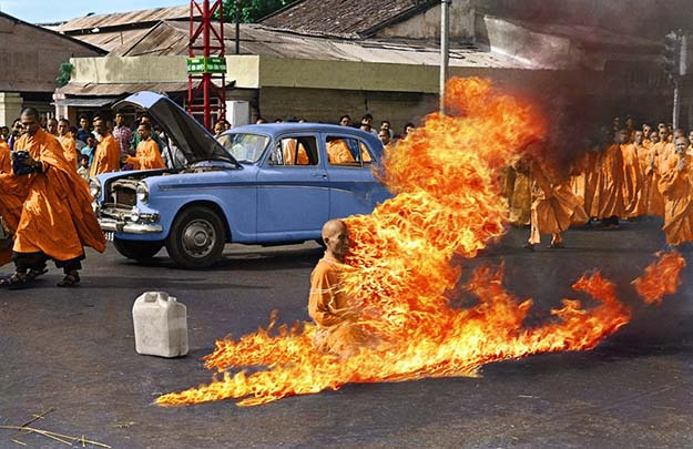 Thich Quang Duc (1963)