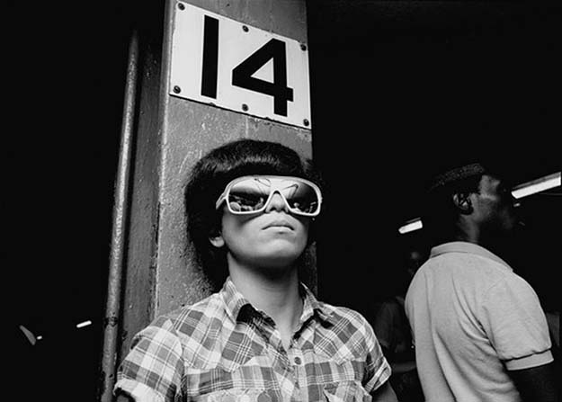 Fascinating Photos From The NYC Subway In The 80′s