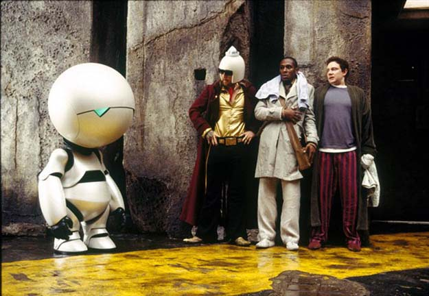 The Hitchhiker's Guide to the Galaxy 2005