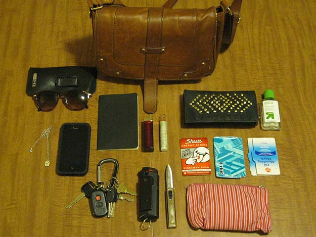 Things People Carry Daily