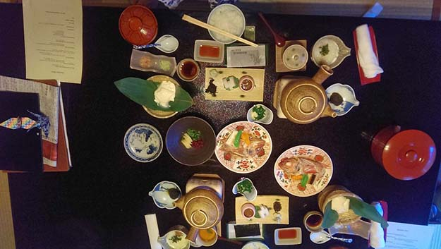A Foodies Tour Of Tokyo