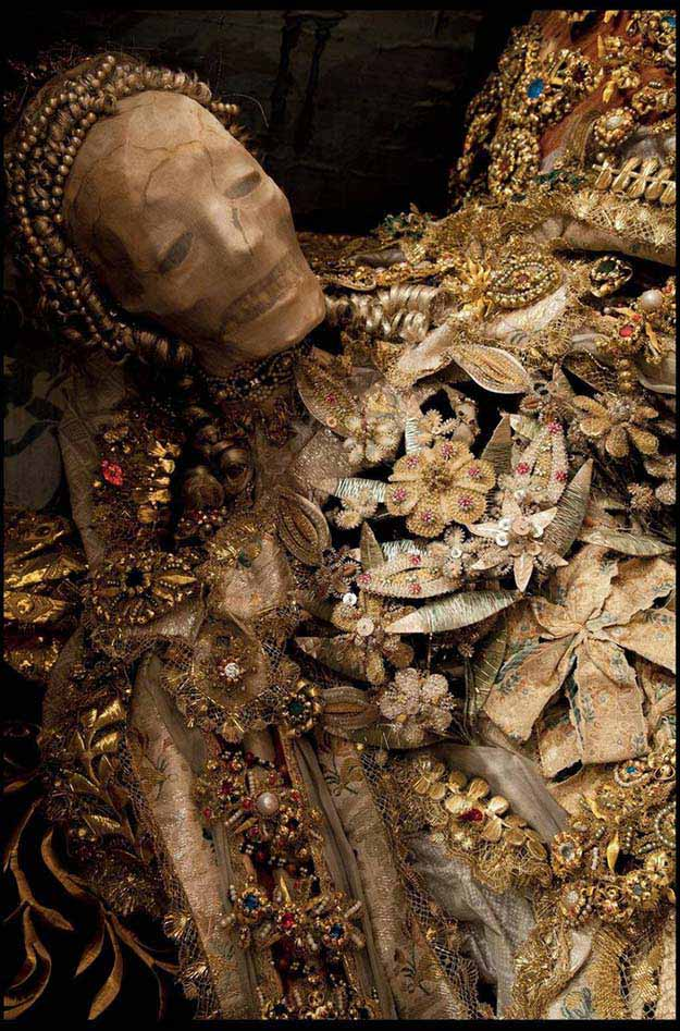 400 Year Old Jewel Encrusted Skeletons Unearthed Across Europe