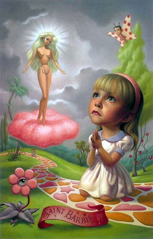 The Art Of Mark Ryden is pretty damn awesome
