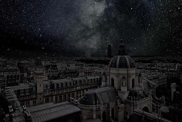 What Cities Would Look Like Without Any Lights