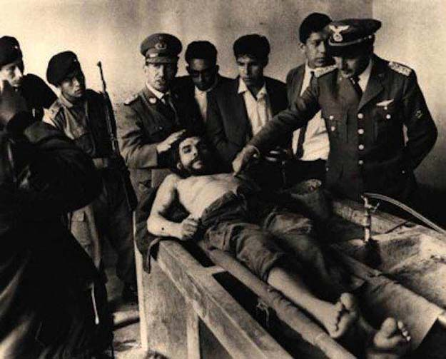 The Body of Che Guevara, 1967