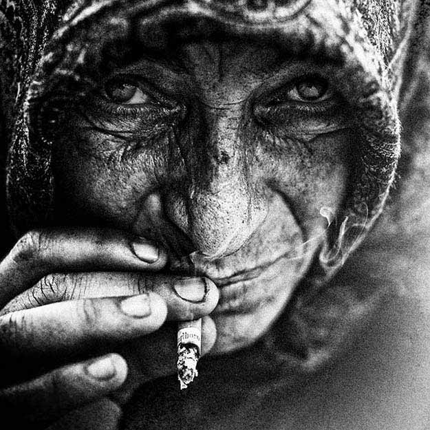 Stunning Portraits Of The Homeless By Lee Jeffries