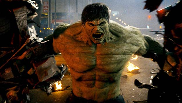 The Incredible Hulk 2008