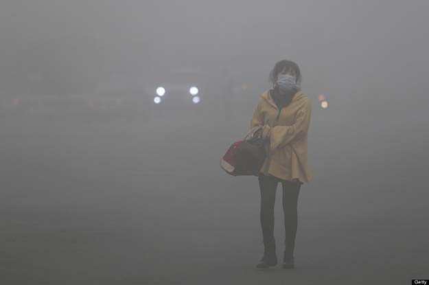 A Look At China's 'Smogpocalypse'