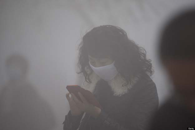 29% of San Francisco's air pollution comes from China