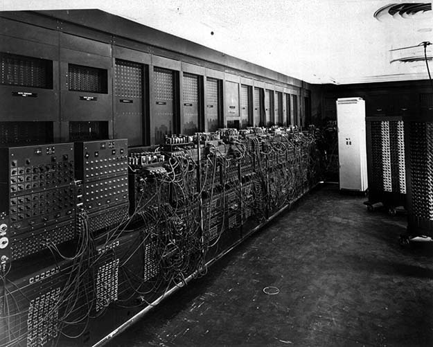 ENIAC – One of the most historic computers