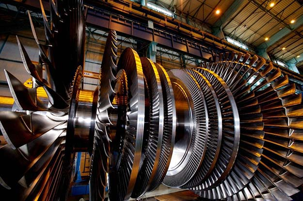 Nuclear Steam Turbine