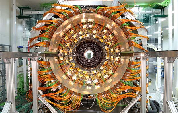 Higgs Boson Particle Detector