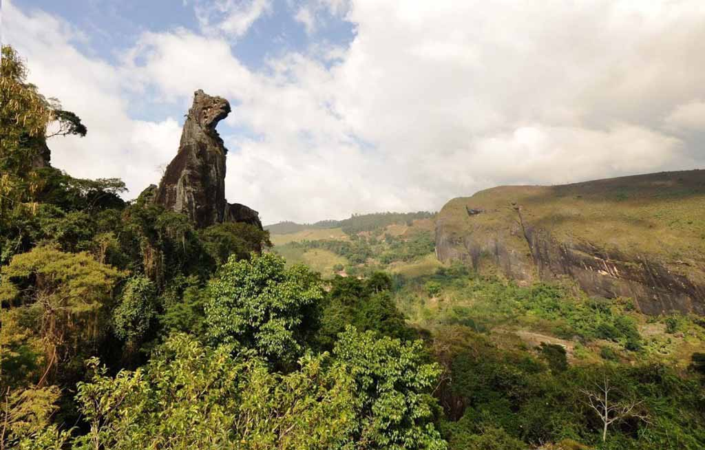 The Dog Sitting Rock – Friburgo, Brazil