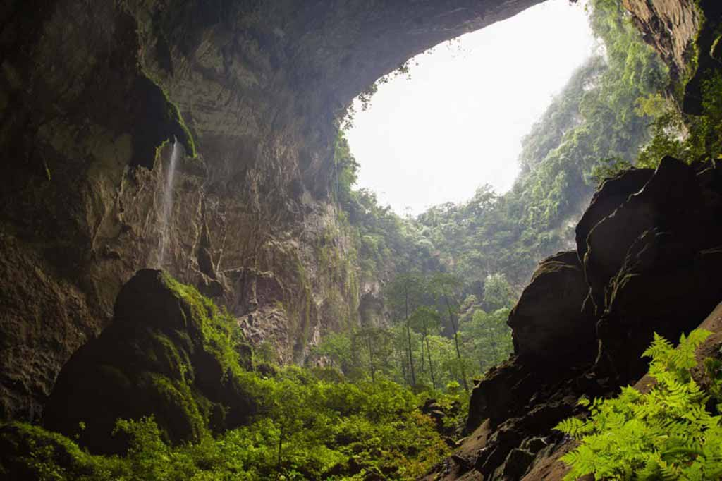 Son Doong, the largest cave in the world