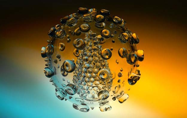 Glass Sculptures Of Deadly Viruses