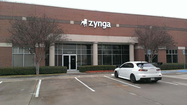 A Look Inside The Old Abandoned Office Of Zynga