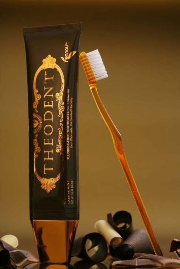 Theodent Toothpaste: ($300)