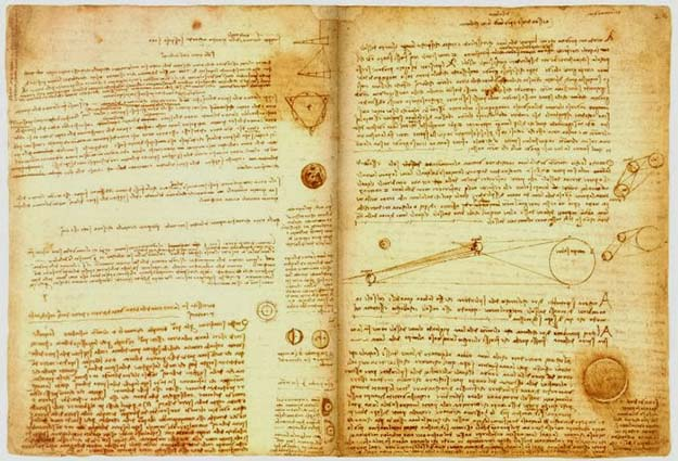 The Codex Leicester of Leonardo da Vinci ($30.8 million)