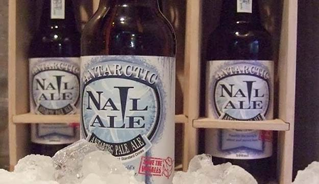 Beer Antarctic Nail Ale ($800 to $1,815 per bottle 500ml)