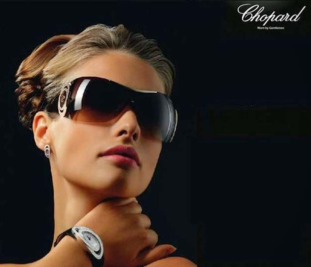 Sunglasses Chopard's Sunglasses ($408,496)