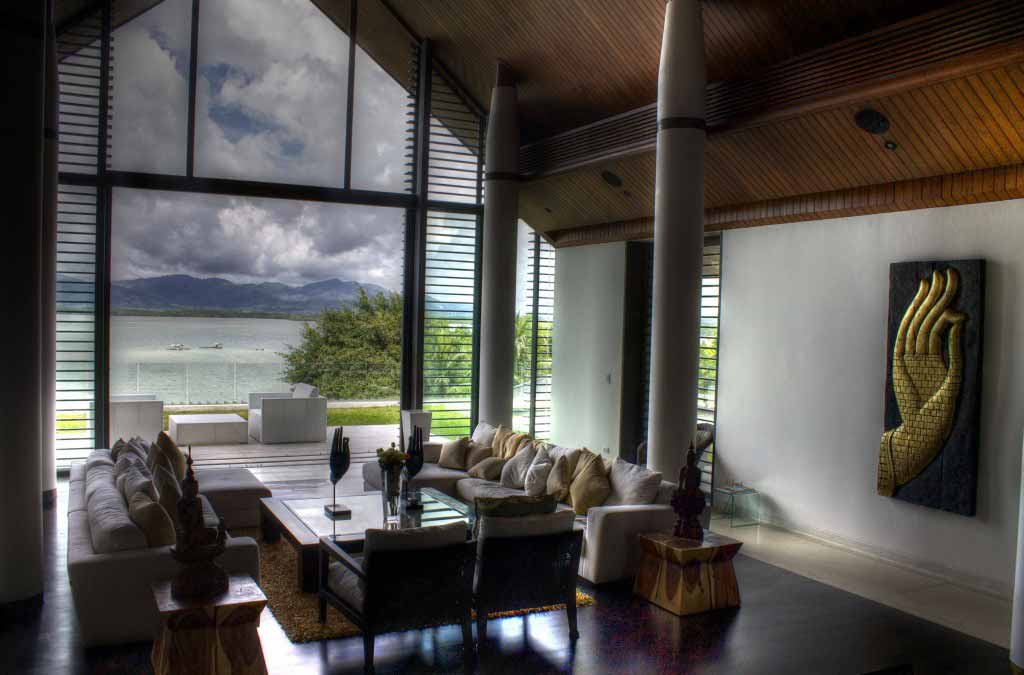 Wow! I'd love to visit this room with a view in Cape Yamu, Thailand…